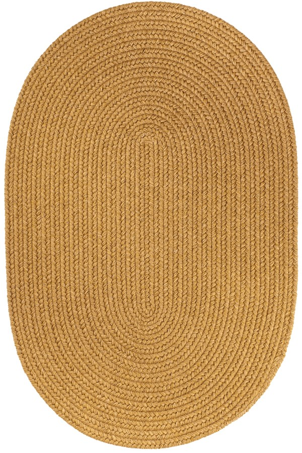 Vintage Gold (109) Country Area Rug