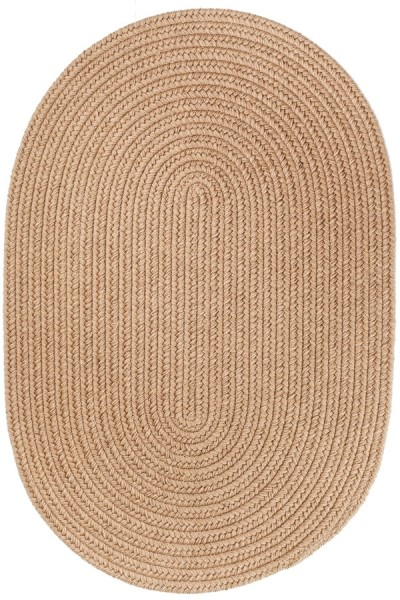 Taupe (114) Country Area Rug