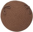 Product Image of Walnut (116) Country Area Rug