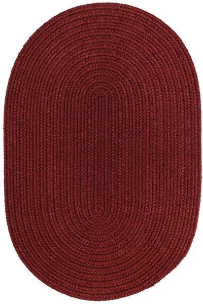 Barn Red (121) Country Area Rug