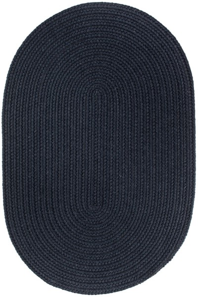 Navy (156) Country Area Rug