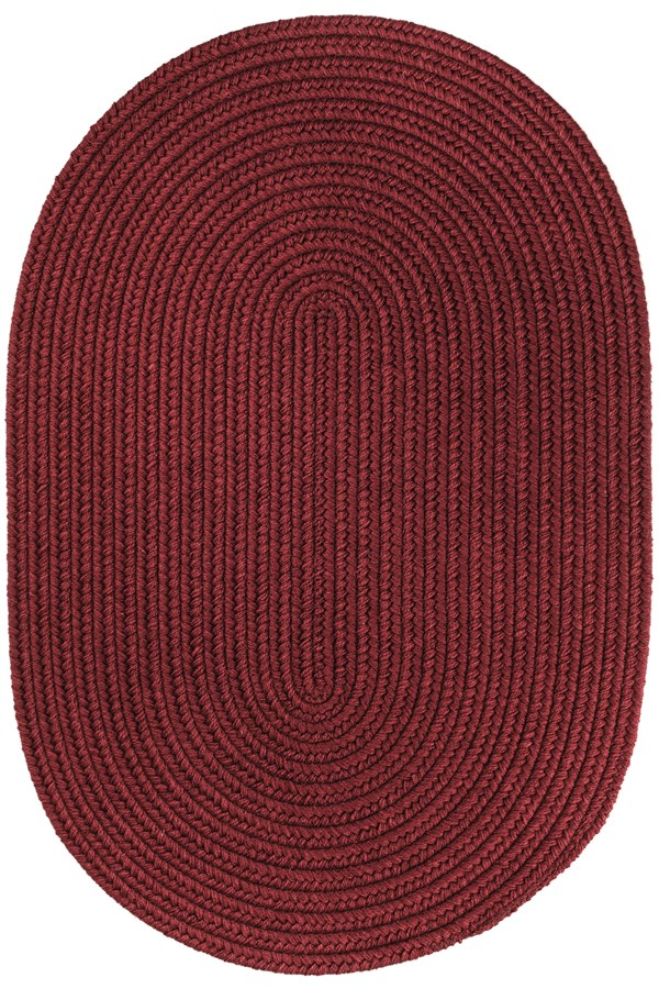 Red Wine (157) Country Area Rug