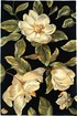 Product Image of Black (761) Floral / Botanical Area Rug