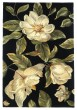 Product Image of Floral / Botanical Black (761) Area Rug