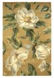 Product Image of Gold (762) Floral / Botanical Area Rug