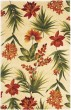 Product Image of Ivory (780) Floral / Botanical Area Rug