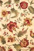 Product Image of Ivory (781) Floral / Botanical Area Rug
