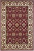 Product Image of Red, Ivory (7306) Traditional / Oriental Area Rug