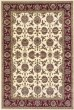 Product Image of Traditional / Oriental Ivory, Red (7312) Area Rug