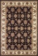Product Image of Traditional / Oriental Black, Ivory (7313) Area Rug