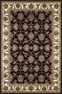 Product Image of Black, Ivory (7313) Traditional / Oriental Area Rug