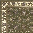 Product Image of Green, Ivory (7314) Traditional / Oriental Area Rug