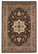 Product Image of Traditional / Oriental Black, Beige (7327) Area Rug