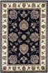 Product Image of Black, Ivory (7339) Traditional / Oriental Area Rug