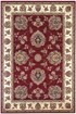 Product Image of Traditional / Oriental Red, Ivory (7340) Area Rug