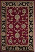Product Image of Red, Black (7342) Traditional / Oriental Area Rug