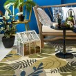 Product Image of Ivory (2637) Floral / Botanical Area Rug