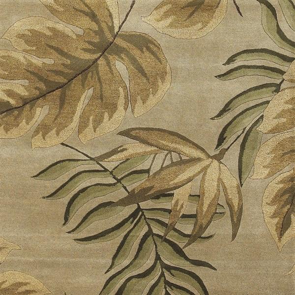 Sand (2614) Floral / Botanical Area Rug