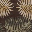 Product Image of Espresso (2617) Floral / Botanical Area Rug
