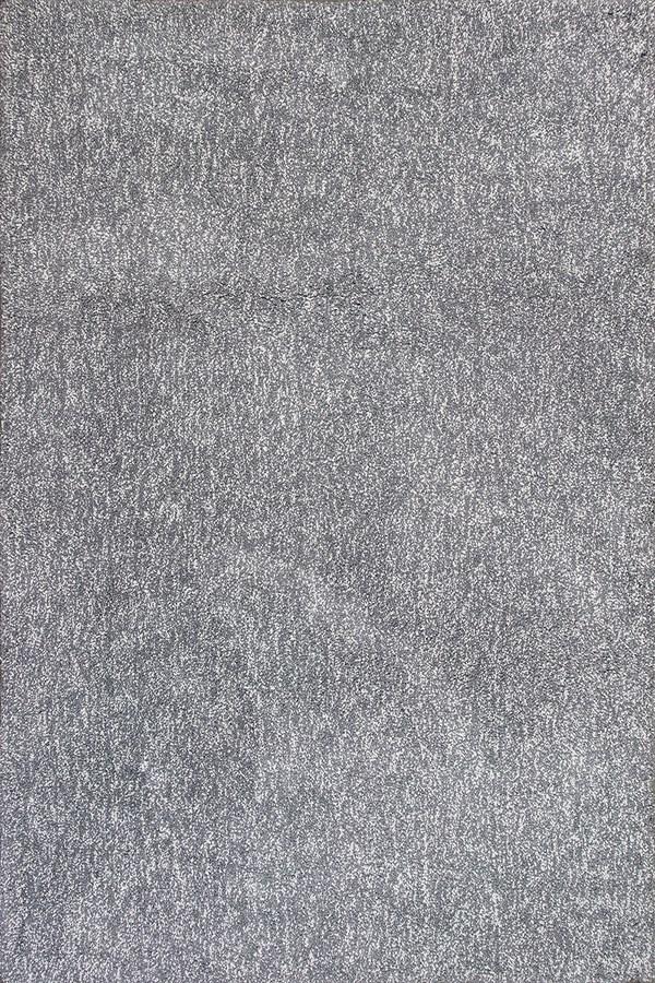 Grey Heather (1585) Shag Area Rug