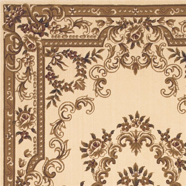 Ivory (5311) Traditional / Oriental Area Rug