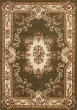 Product Image of Traditional / Oriental Green, Ivory (5312) Area Rug