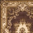 Product Image of Plum, Ivory (5313) Traditional / Oriental Area Rug