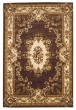 Product Image of Traditional / Oriental Plum, Ivory (5313) Area Rug