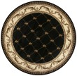 Product Image of Black (5321) Traditional / Oriental Area Rug