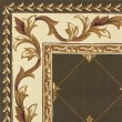 Product Image of Green (5323) Traditional / Oriental Area Rug