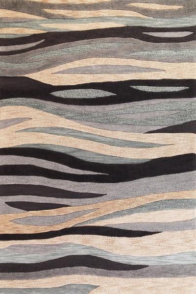 Grey (2106) Contemporary / Modern Area Rug
