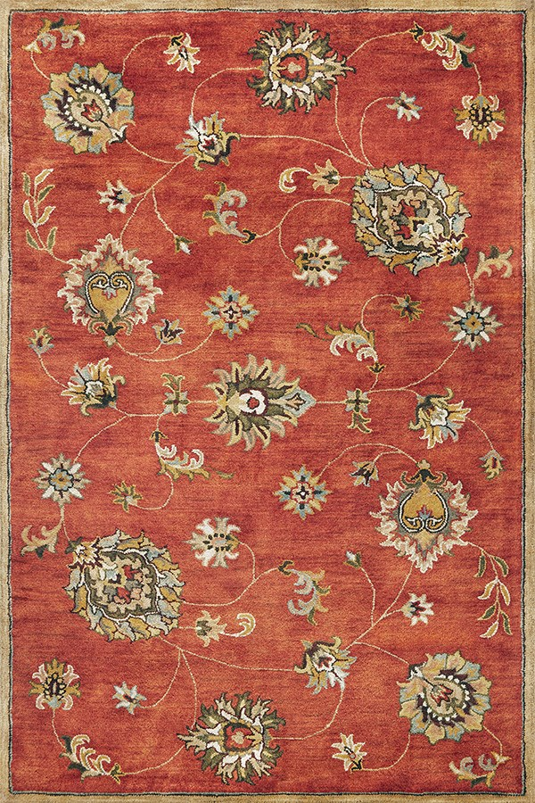 Sienna (6008) Traditional / Oriental Area Rug