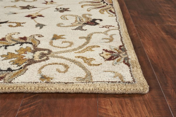 Champagne (6012) Traditional / Oriental Area Rug