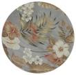 Product Image of Slate (5460) Floral / Botanical Area Rug