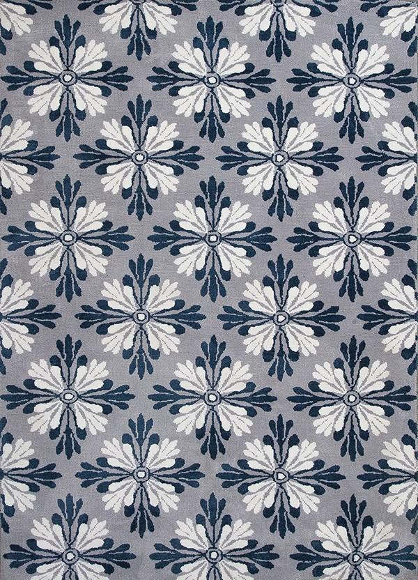 Grey, Ivory, Dark Blue (4075)  specialbuys