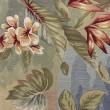 Product Image of Blue, Sage (4168) Floral / Botanical Area Rug