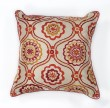 Product Image of Moroccan Red, Ivory (L-122) pillow