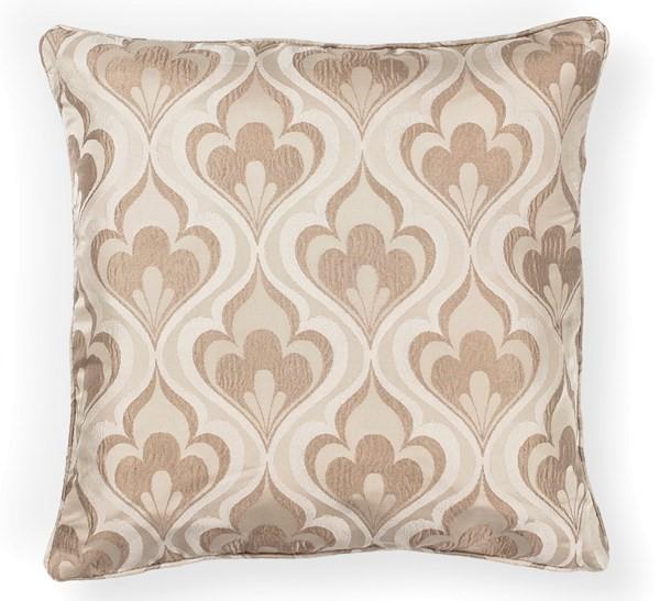 Beige (L-252) Contemporary / Modern pillow