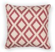 Product Image of Contemporary / Modern Red (L-243) pillow