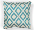 Product Image of Contemporary / Modern Turquoise (L-242) pillow