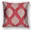 Product Image of Contemporary / Modern Red (L-239) pillow