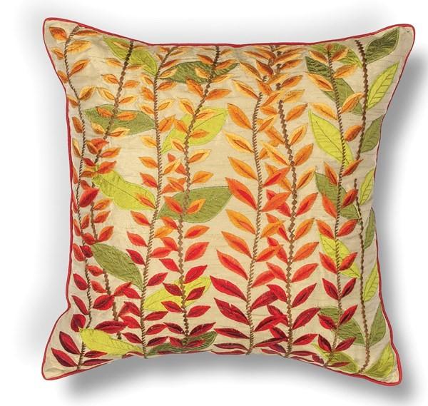 Autumn (L-172) Floral / Botanical pillow