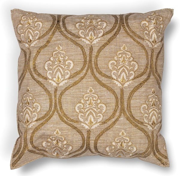 Gold (L-182) Transitional pillow