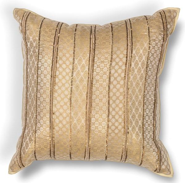 Gold (L-184) Transitional pillow