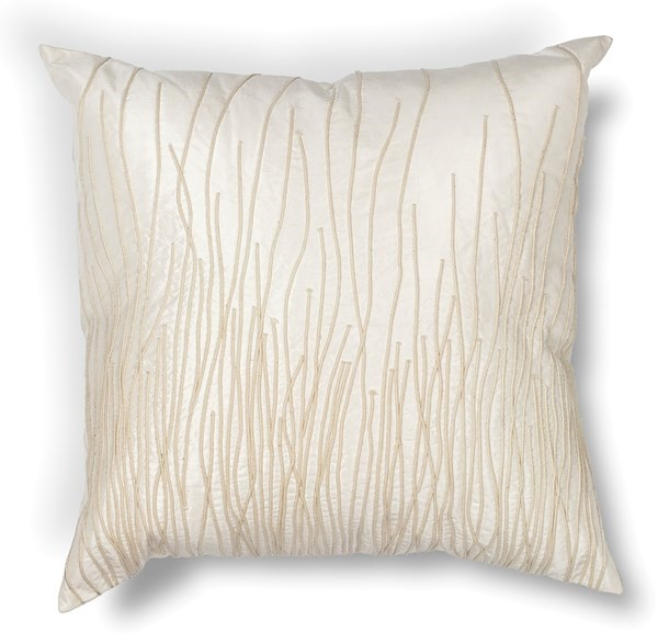 Ivory (L-188) Contemporary / Modern pillow
