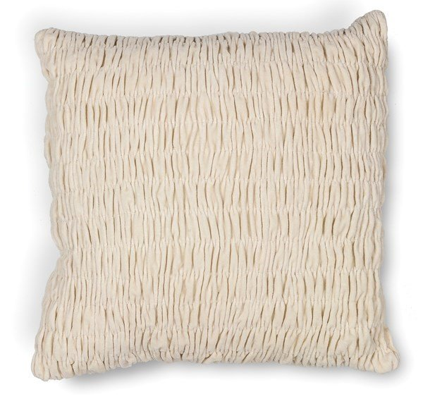 Ivory (L-208) Solid pillow