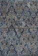 Product Image of Traditional / Oriental Slate Blue (8611) Area Rug