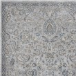 Product Image of Silver, Blue (8613) Traditional / Oriental Area Rug