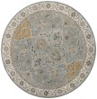 Product Image of Slate Grey (3601) Traditional / Oriental Area Rug