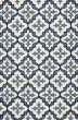 Product Image of Ivory, Blue (4210) Outdoor / Indoor Area Rug